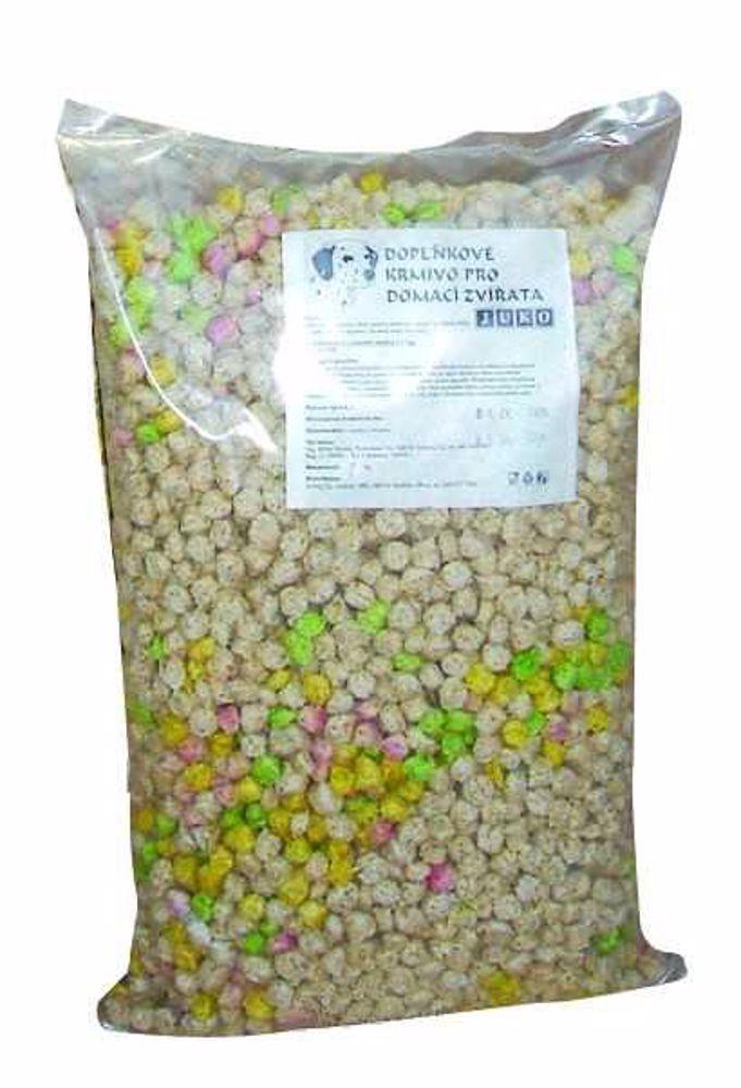Těstoviny Extruze mix JUKO 5 kg