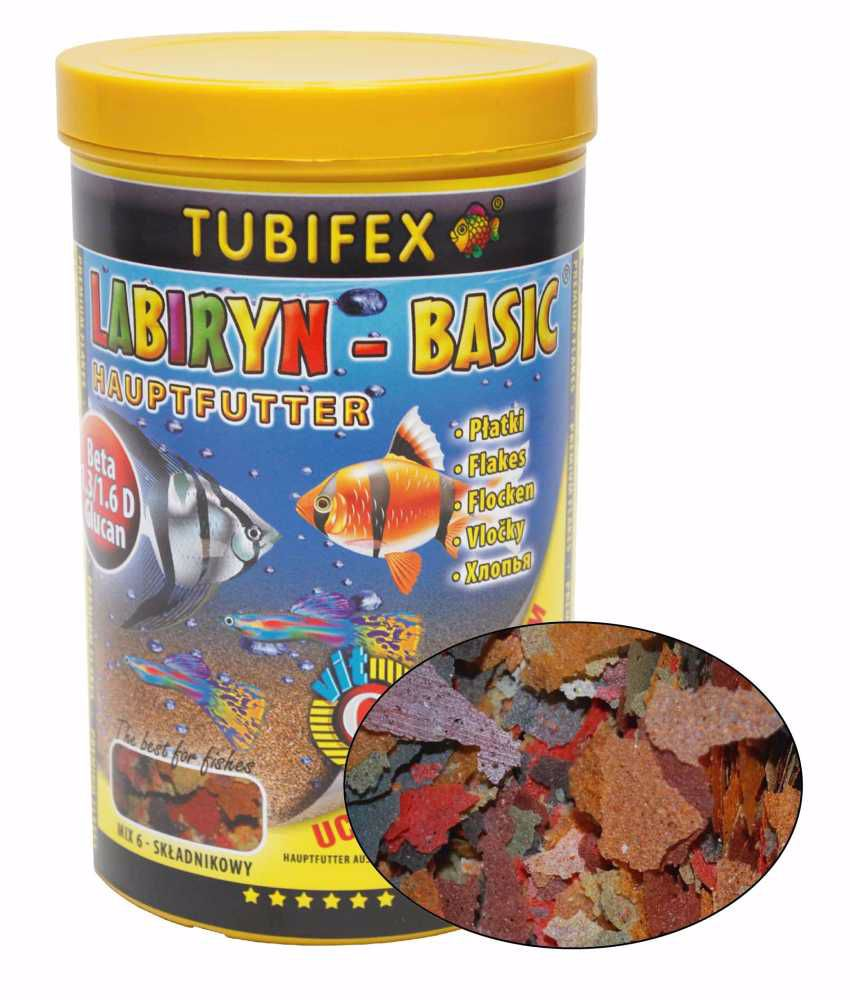 Tubifex Labiryn Basic 1000 ml
