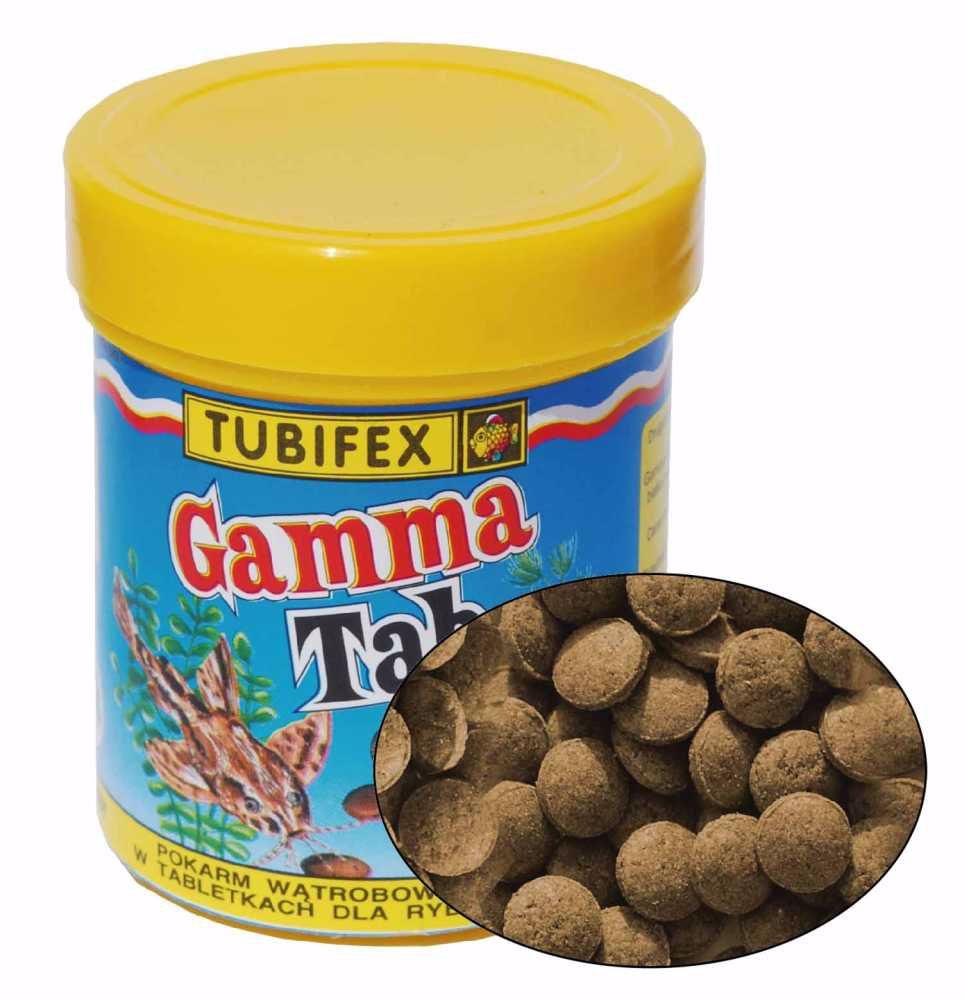 Tubifex Gamma Tab (lepící na sklo) 125 ml