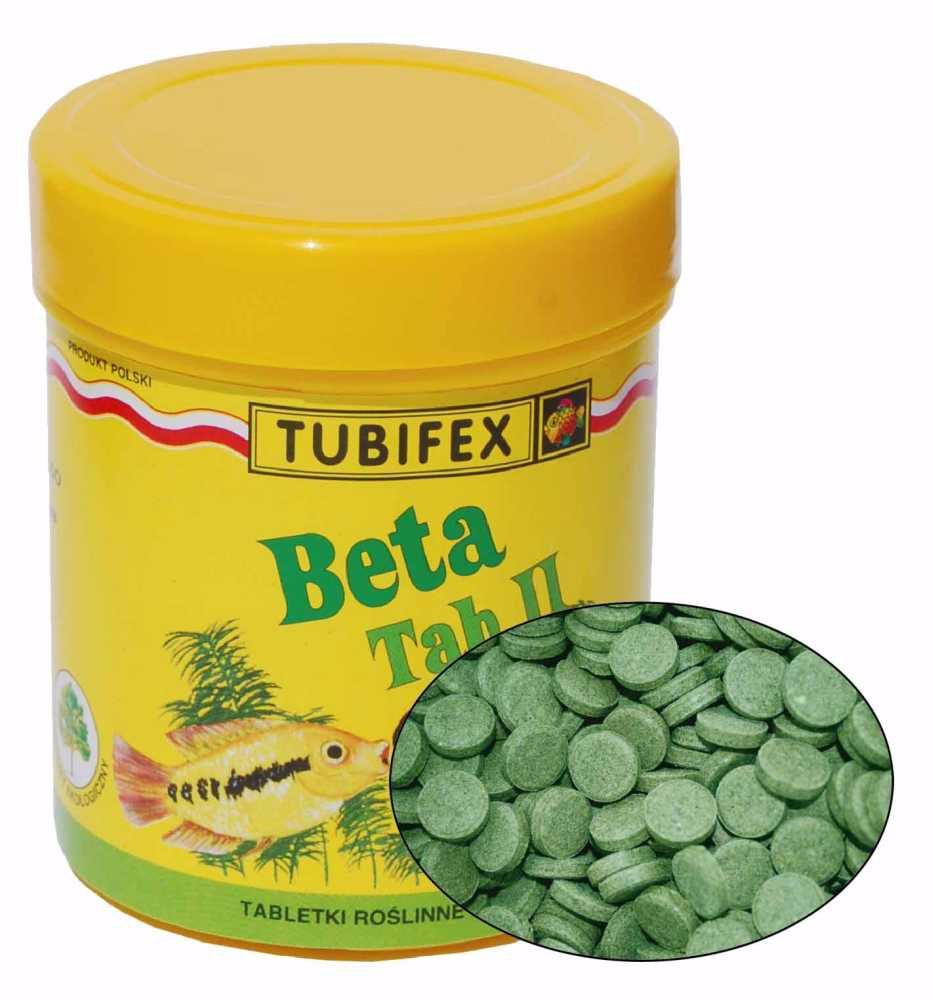 Tubifex BETA-TAB II  125ml-10062