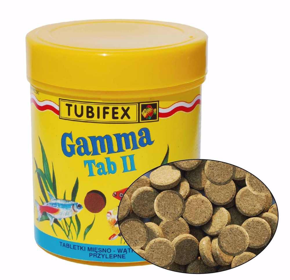 Tubifex Gamma Tab II (lepící na sklo) 125 ml