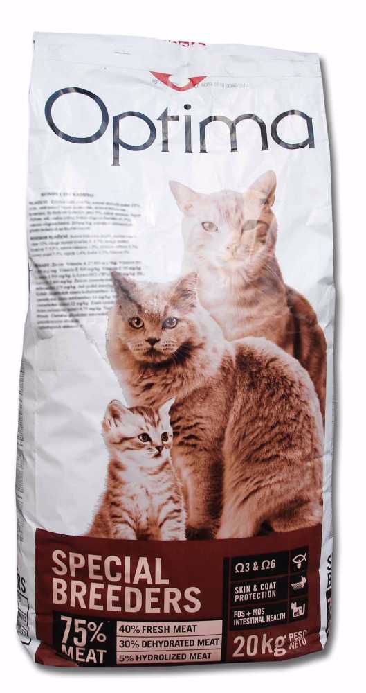 OPTIMAnova CAT STERILISED 20kg-10213