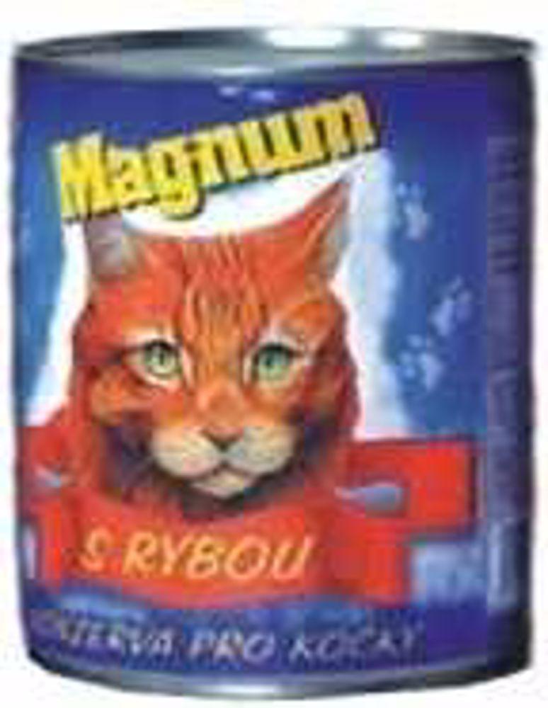 Magnum kočka ryba 855 g