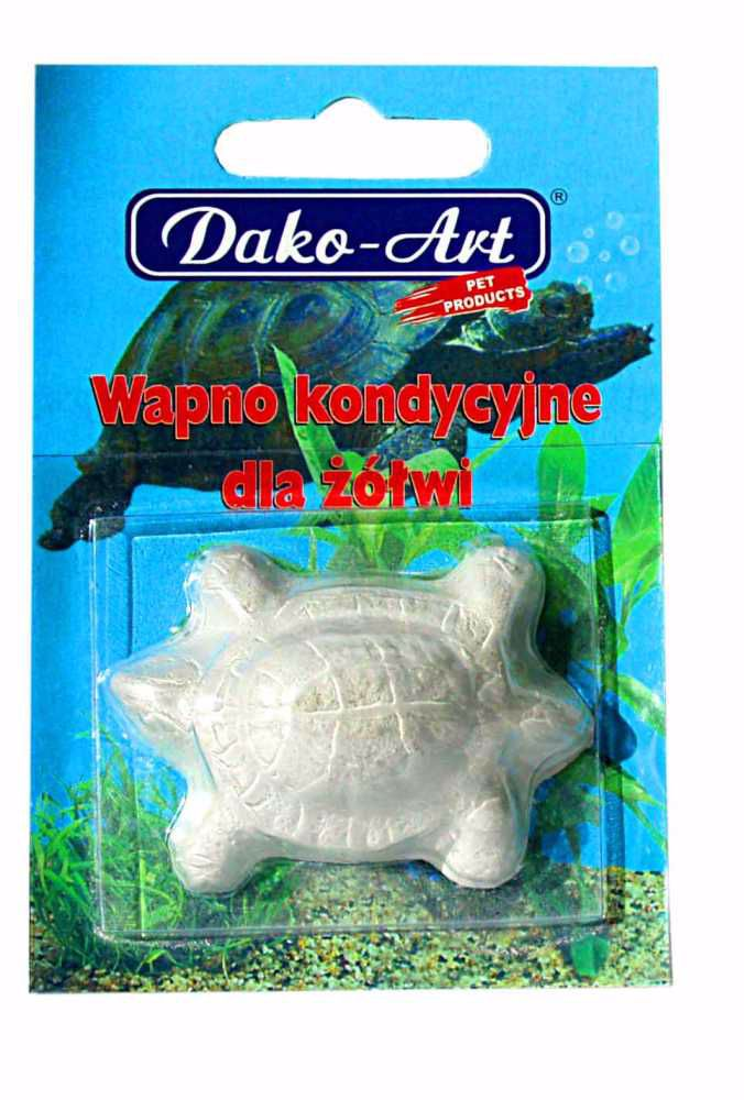 Vápníková želvička Dako 20 g