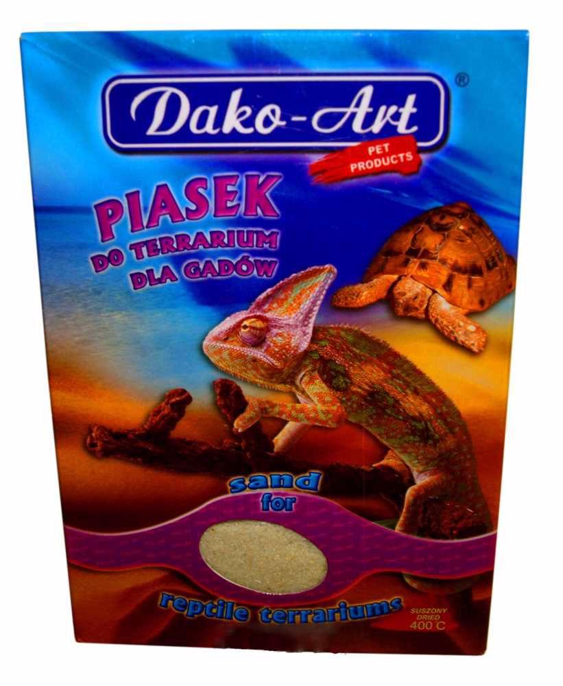 Dako písek do terária 1,5kg-10332