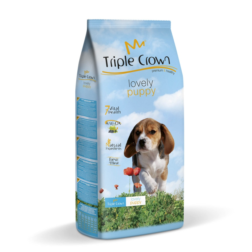 Triple Crown Dog Puppy Lovely 3 kg