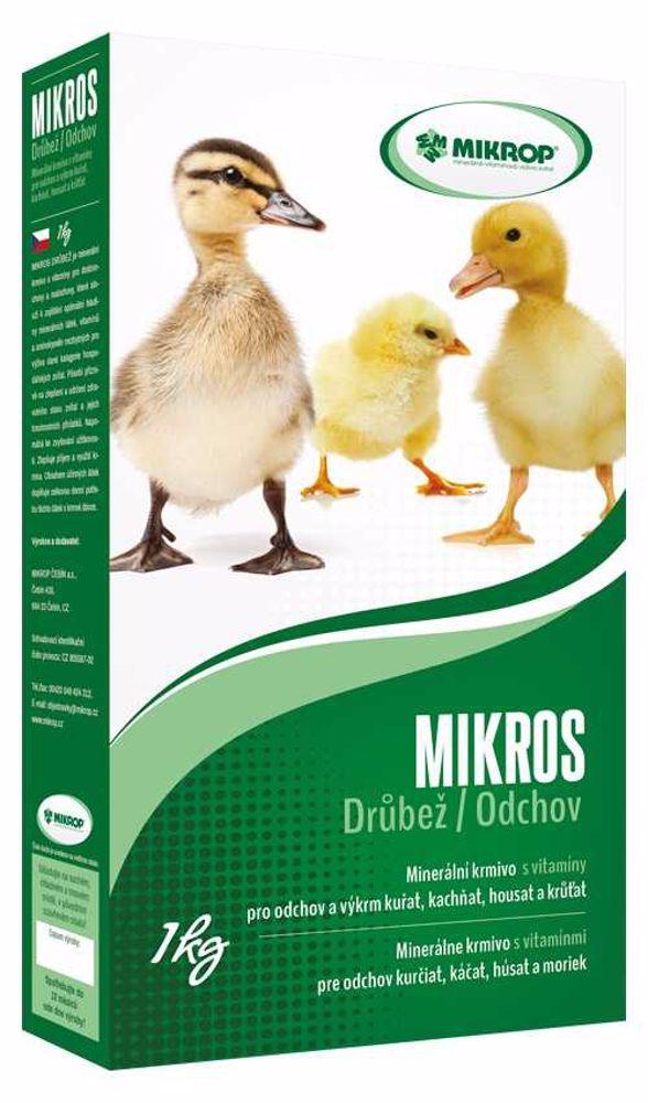 MIKROS drůbež 1 kg