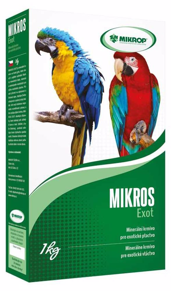 MIKROS exot 1 kg