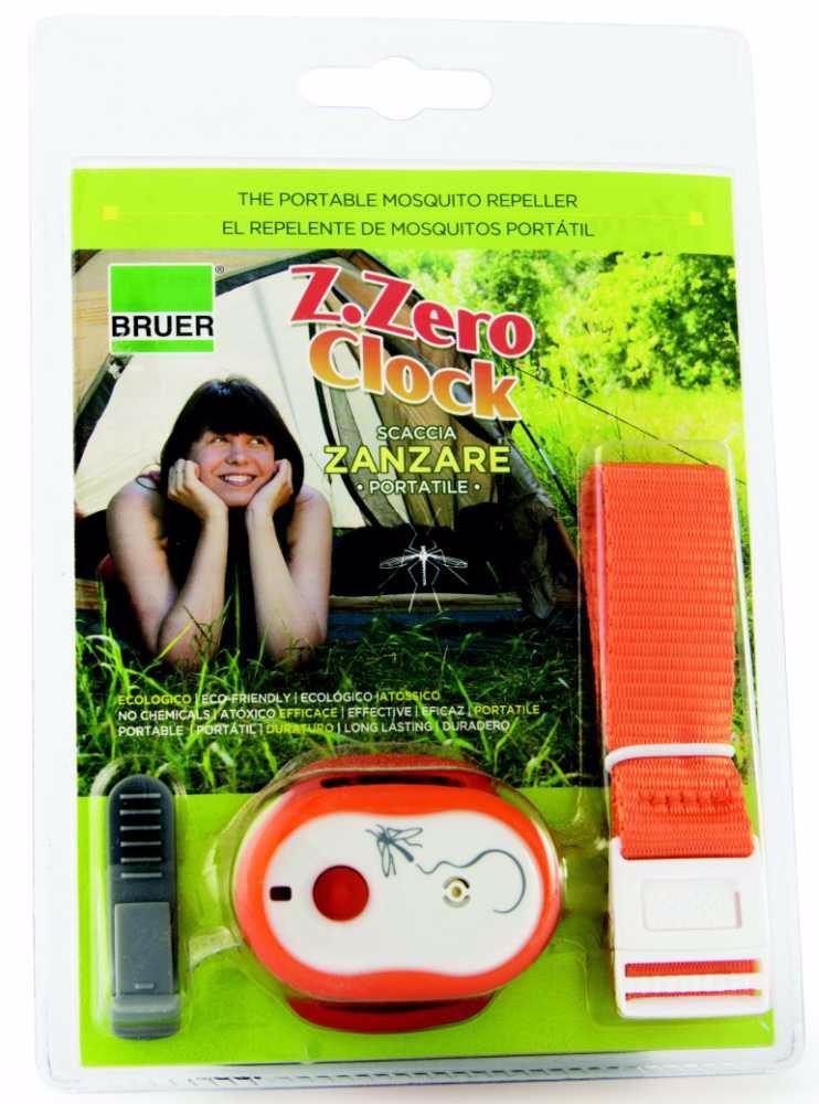 UE.Z.ZERO CLOCK–náramek proti komárům-10661
