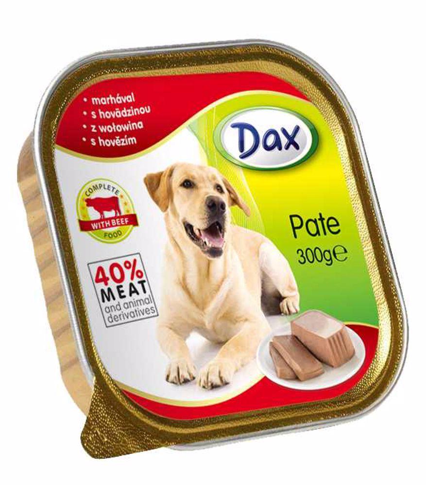 Dax Dog vanička hovězí 300 g
