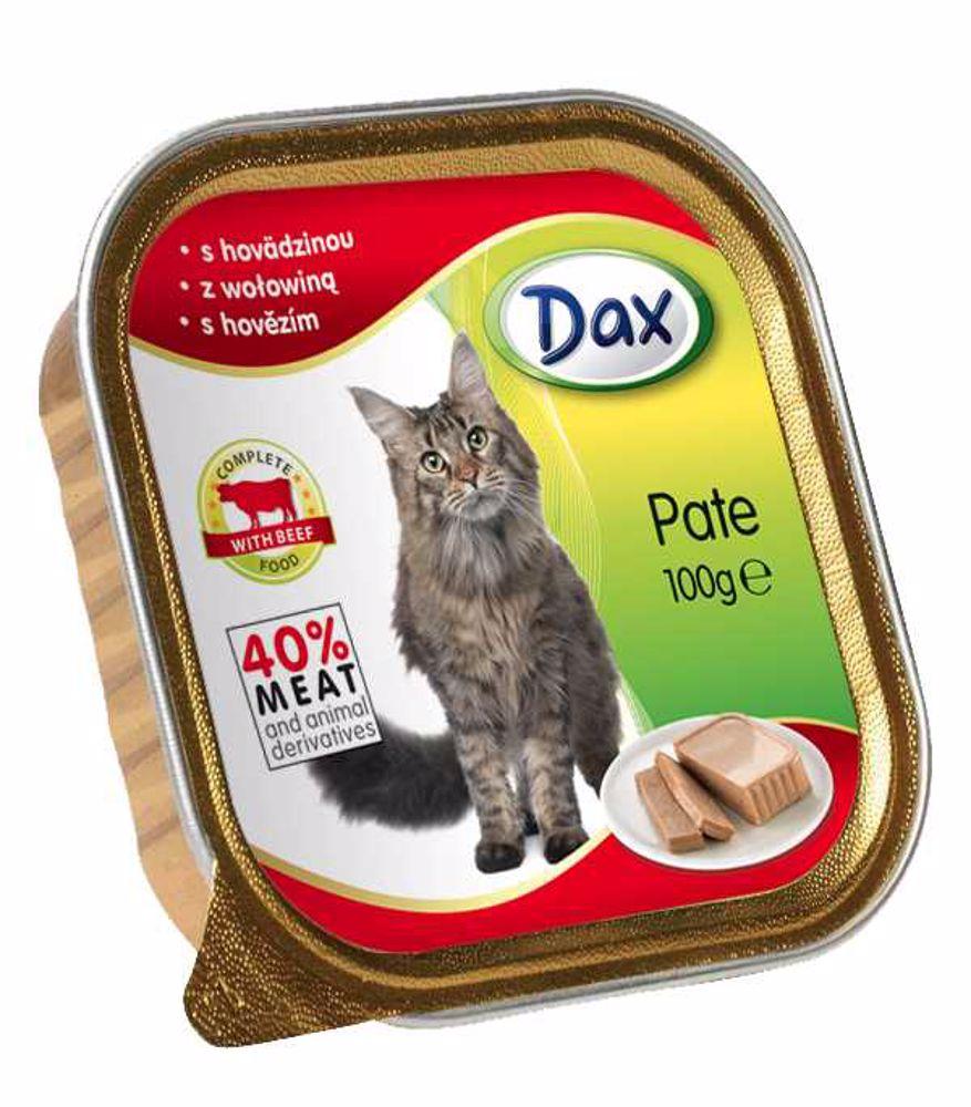 Dax Cat vanička hovězí 100 g