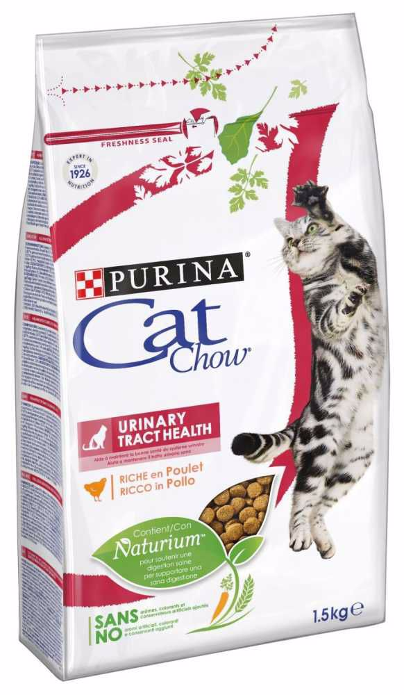 Purina Cat chow Urinary Tract Health 1,5 kg