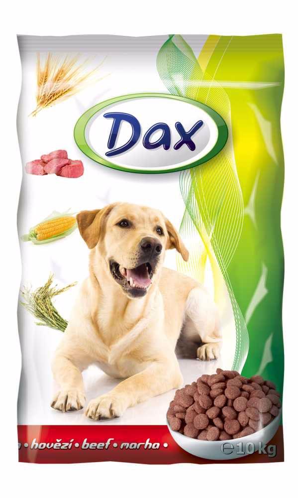 Dax Dog granule hovězí 10 kg