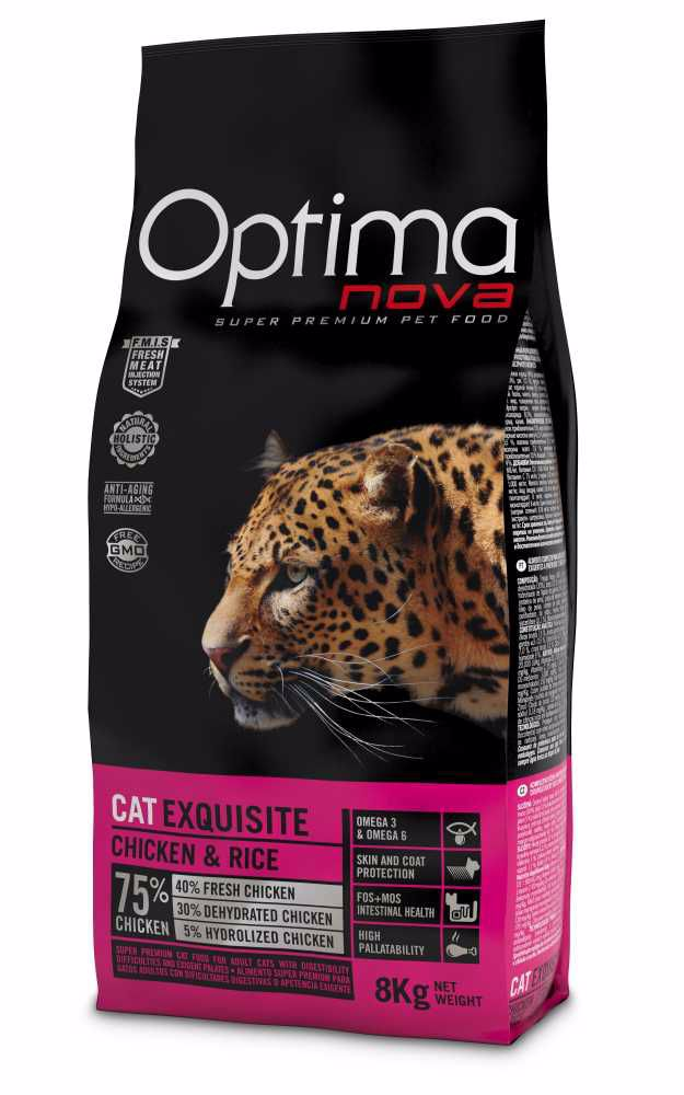 OPTIMAnova CAT EXQUISITE  8kg-10818