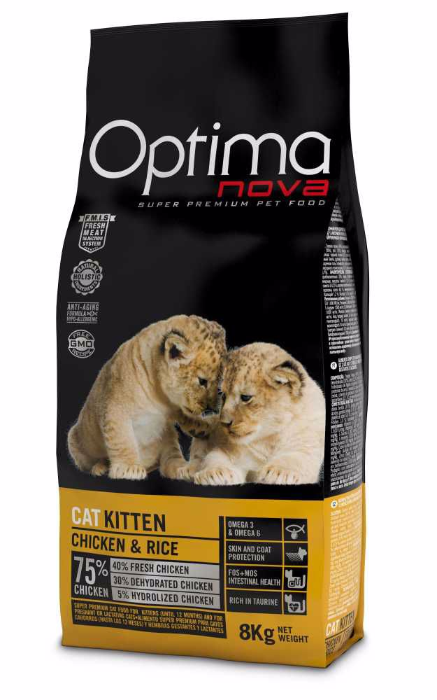 OPTIMAnova CAT KITTEN  8kg-10820