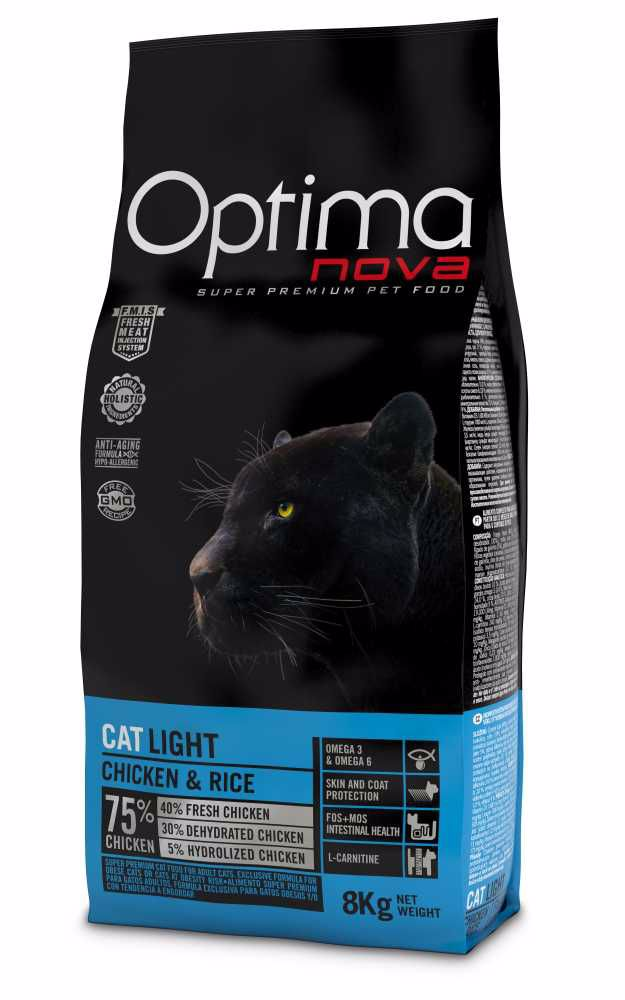 OPTIMAnova CAT LIGHT  8kg-11069