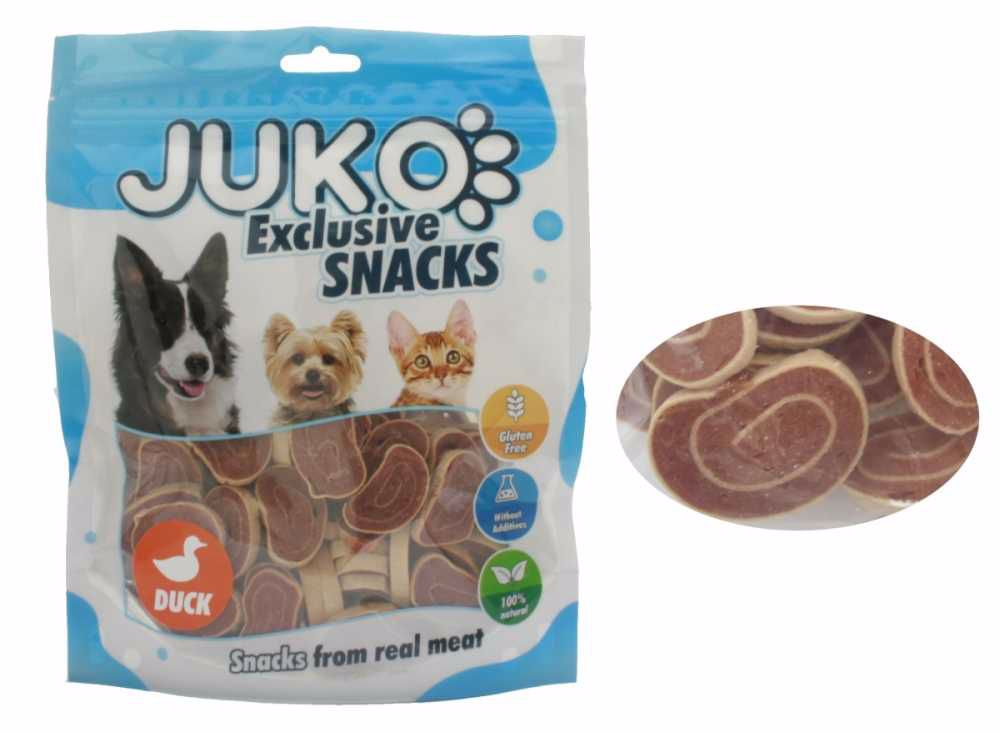 JUKO SNACKS Duck Big Sushi 250 g