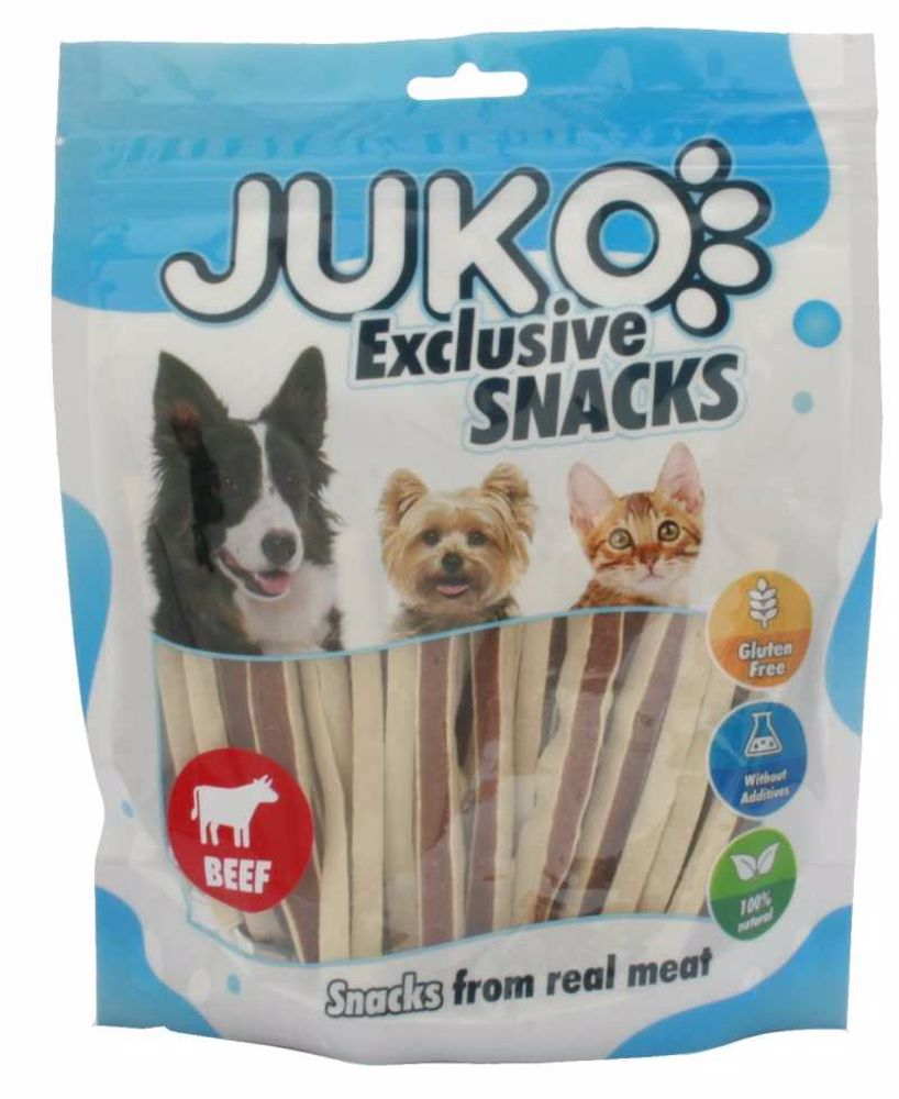 JUKO SNACKS Beef sandwich 250 g