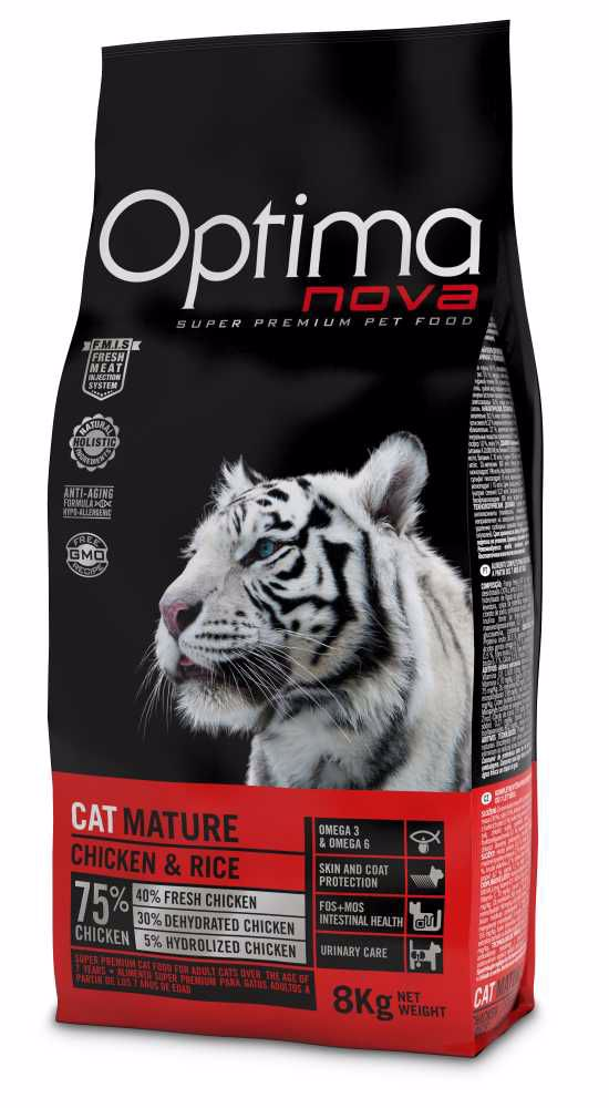 OPTIMAnova CAT MATURE urinary 8kg-11206