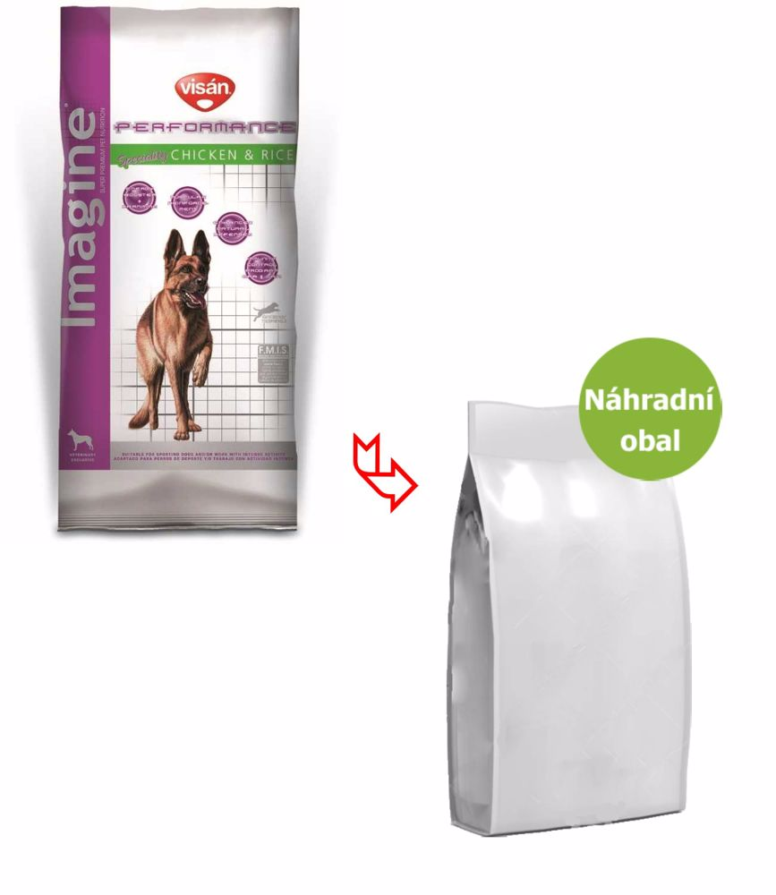 Imagine Dog Performance 15 kg ( náhradní obal )