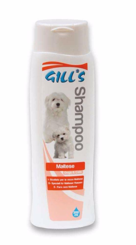 GILLS šampon Maltézák 200 ml