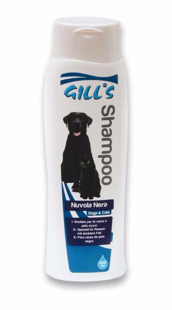 GILLS šampon Černá srst 200 ml