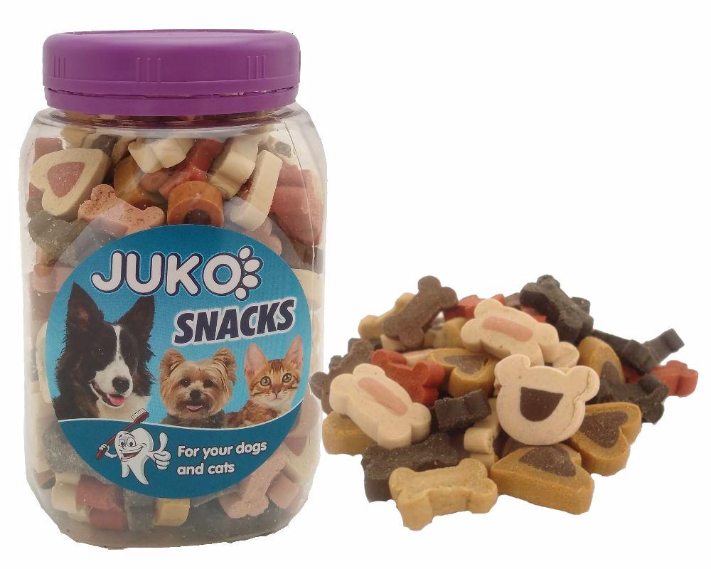 Mix Soft JUKO SNACKS 300 g