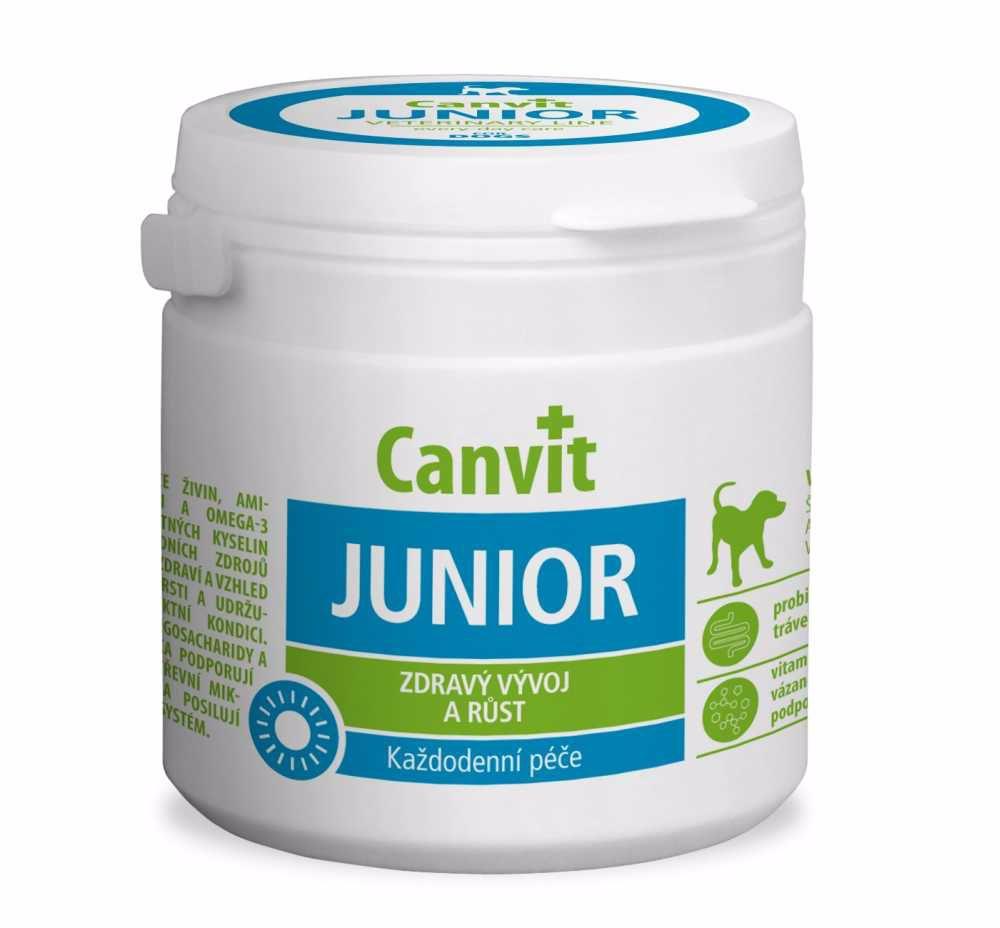 Canvit JUNIOR pes ochucený 230 g