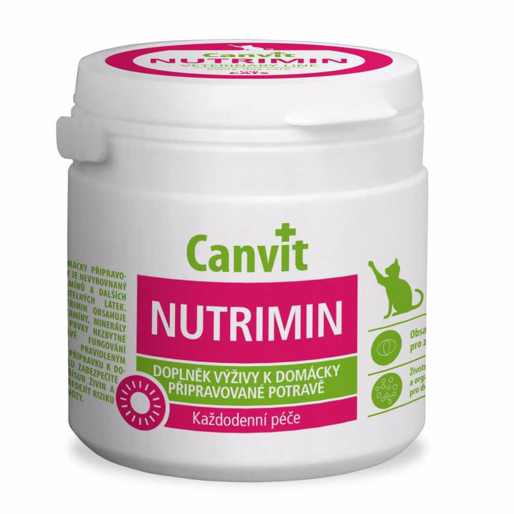 Canvit NUTRIMIN kočka 150 g