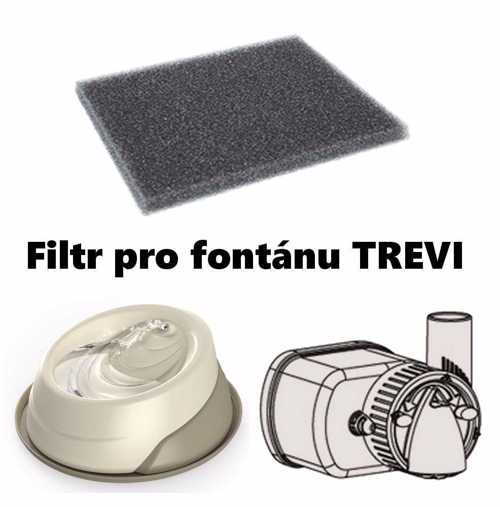 Fontána-FILTR náhradní-4ks-10111