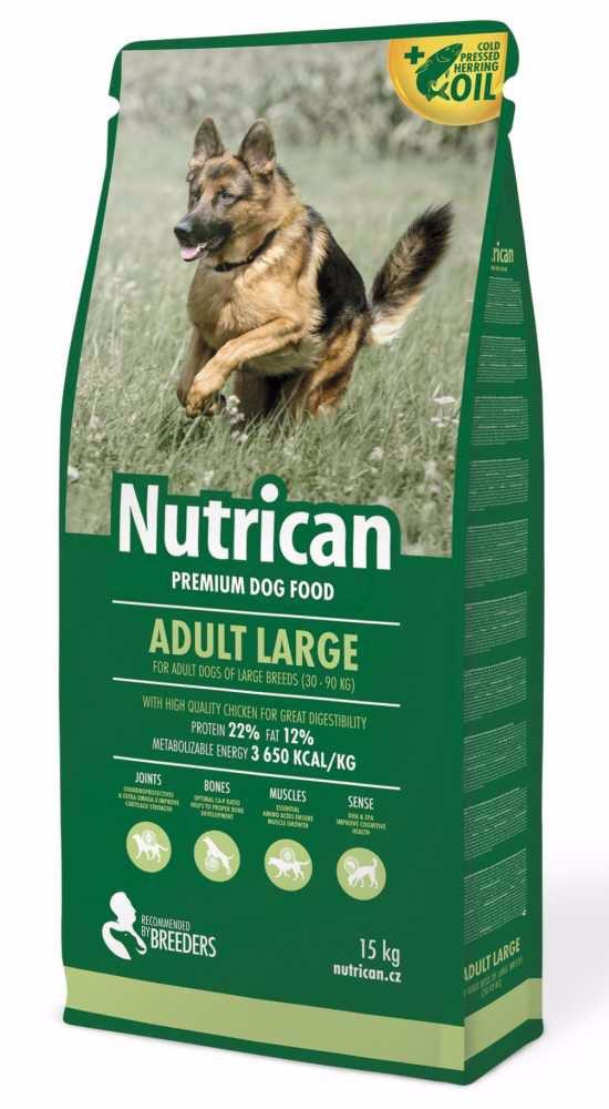 Nutrican Dog Adult Large 15 kg