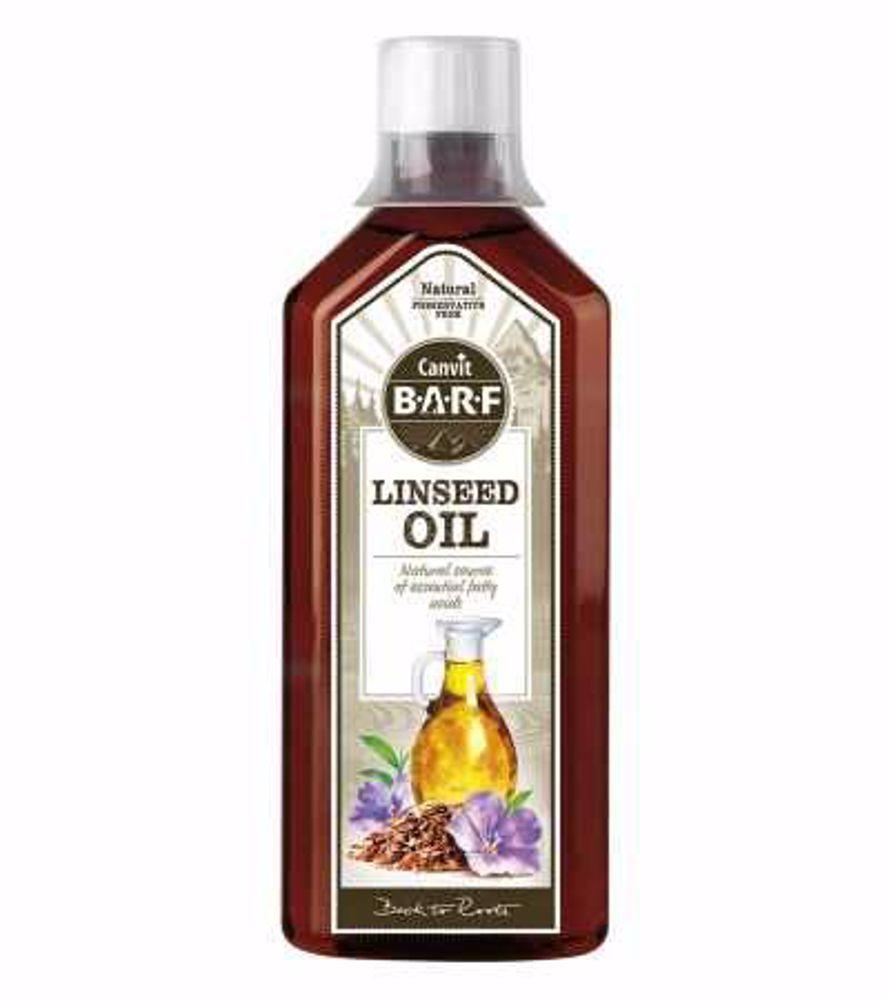 Canvit BARF Line Linseed Oil (lněný olej) 500 ml