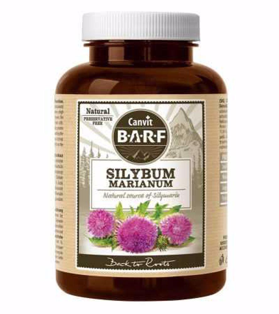 Canvit BARF Silybum Marianum (ostropestřec mariánský) 160 g