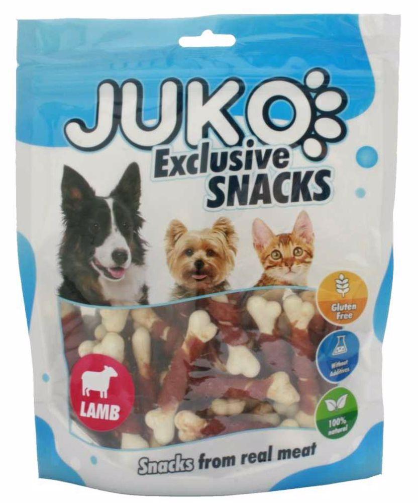 JUKO SNACKS Lamb & White Calcium bone 250 g