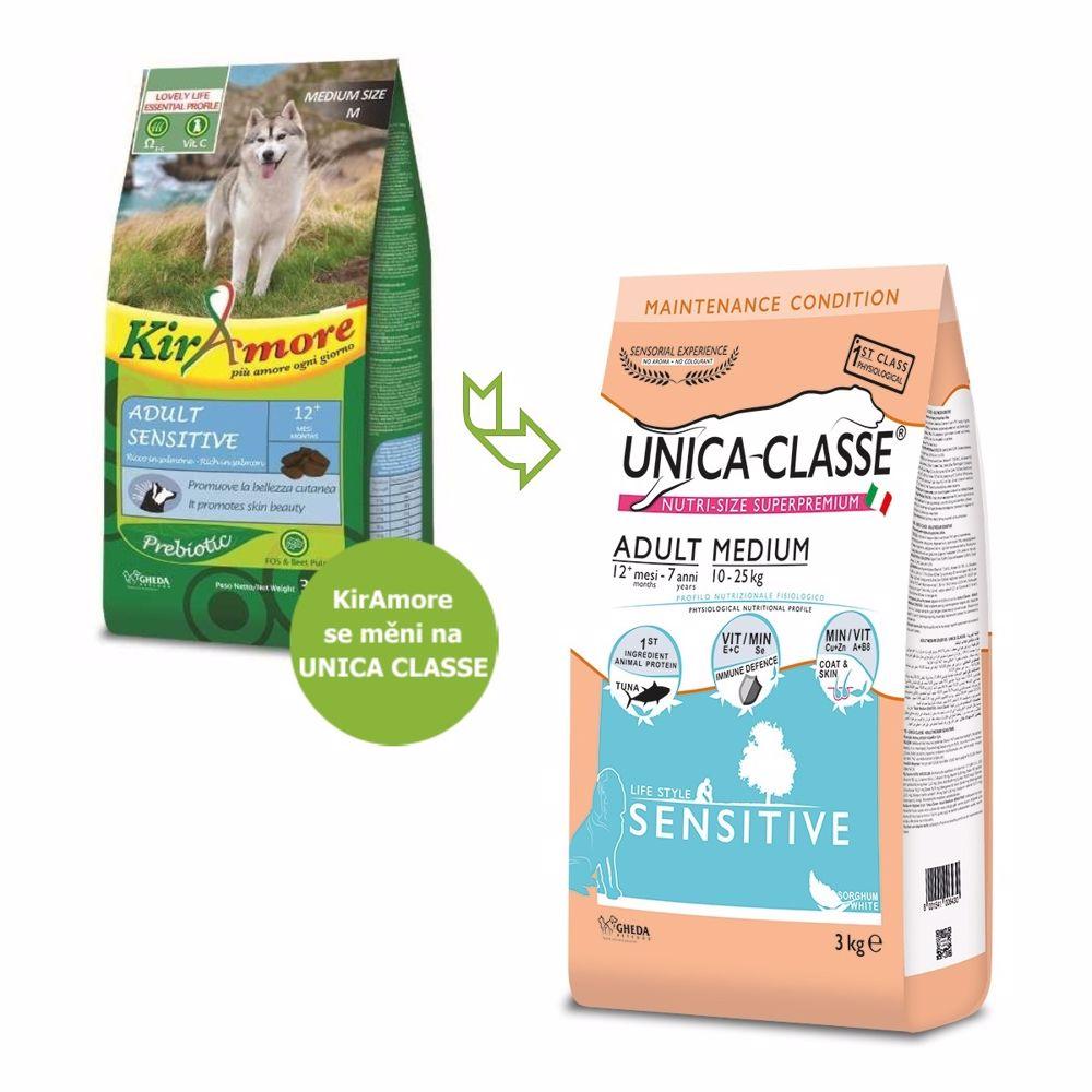 Kiramore Dog Adult Medium Sensitive 15 kg