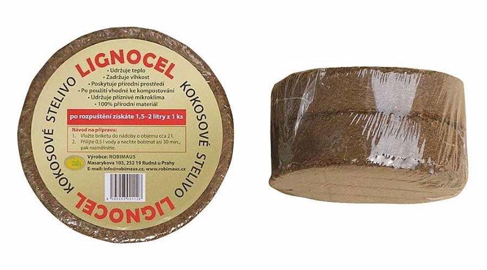 LIGNOCEL PUK 2ks-kokosová podestýlka-12365