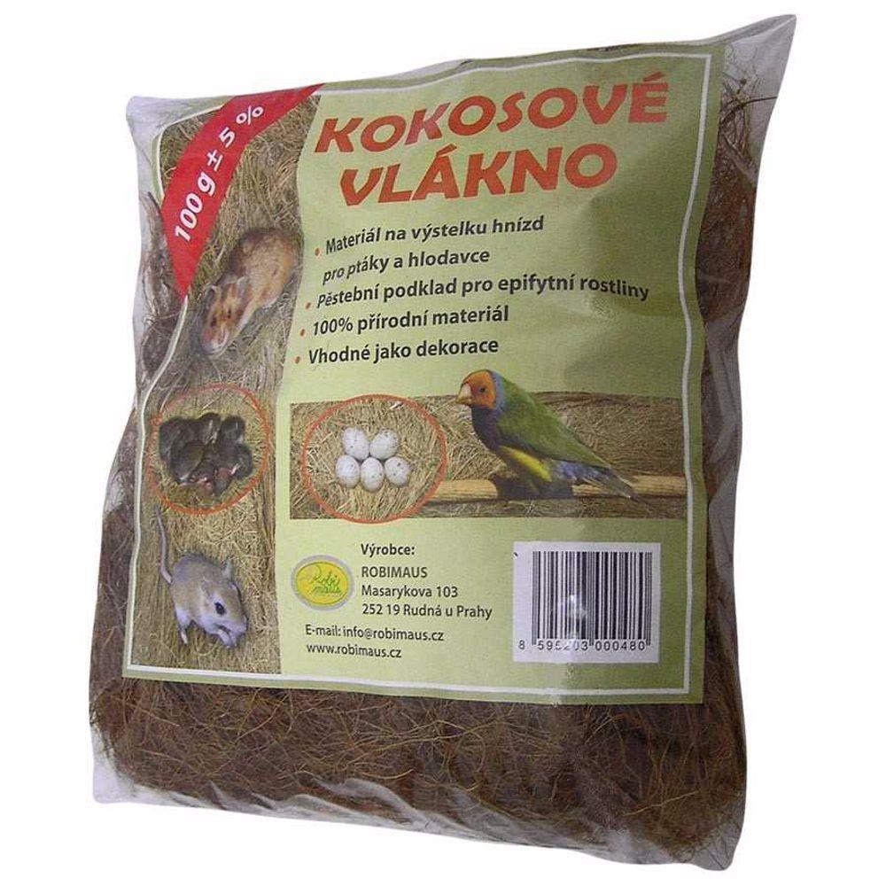 Kokosové vlákno Robimaus