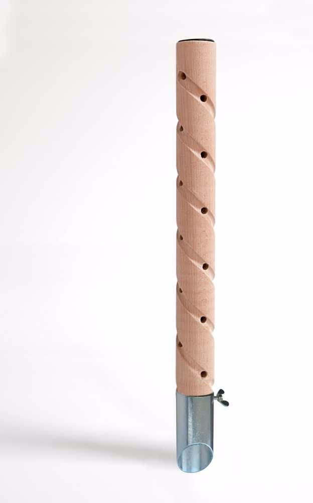 Psí pisoár dřevěný•design 3 VELKÝ,pozin trn-v.60cm-12455
