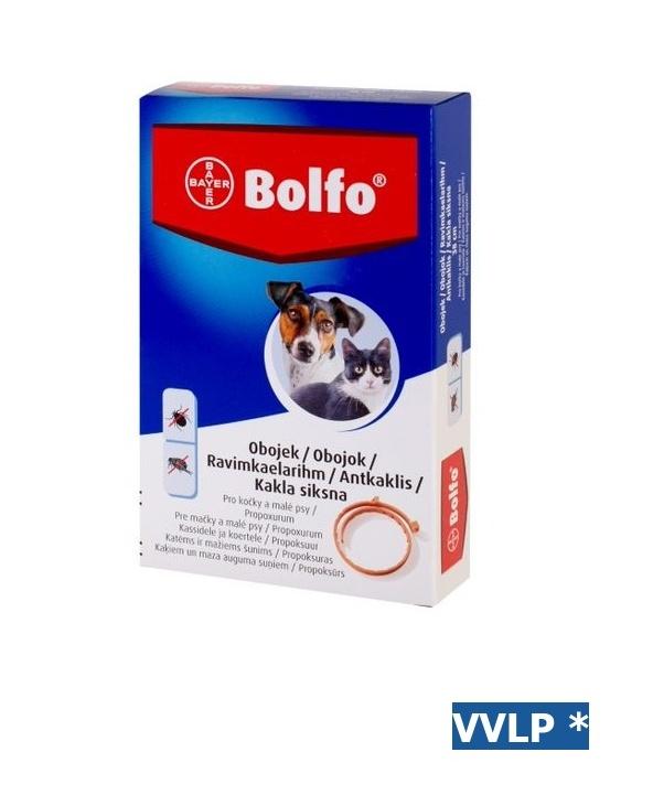 Antiparazitní obojek Bolfo 35-38 cm