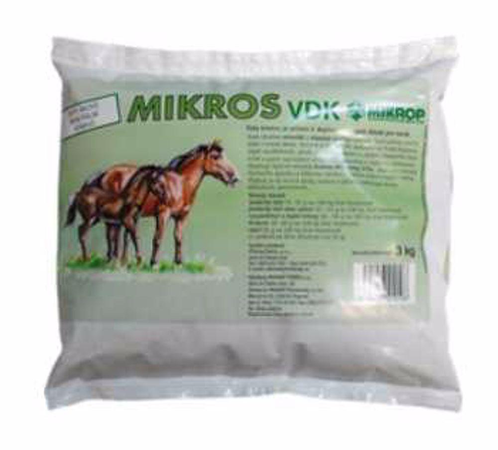 VDK Biostrong MIKROS, kůň 3 kg