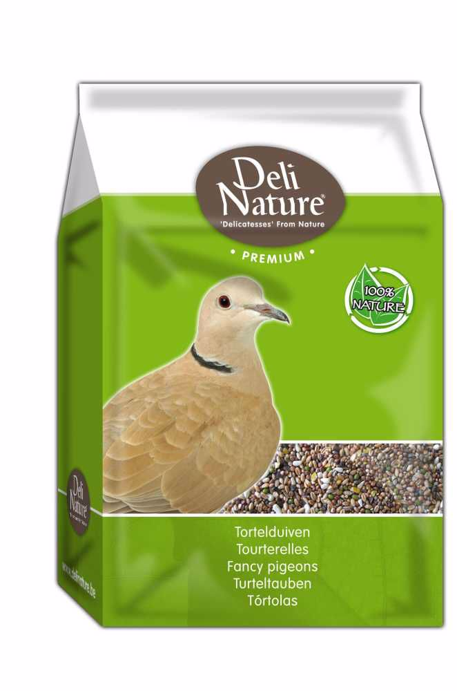 Deli Nature Premium FANCY PIGEONS 4kg-Chovní Holubi-12966