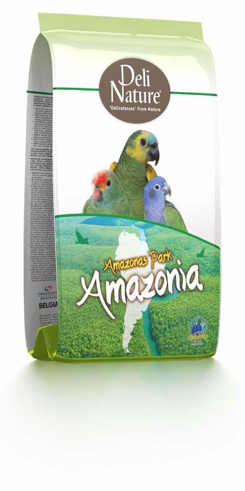 Deli Nature Amazonas Park amazonský papoušek 2 kg