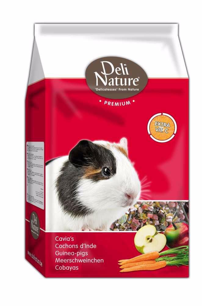 Deli Nature Premium GUINEA-PIGS 3kg-Morče-12990