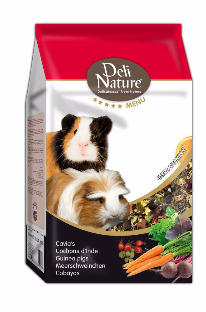 Deli Nature 5 Menu GUINEA-PIGS 2,5kg-Morče-12998