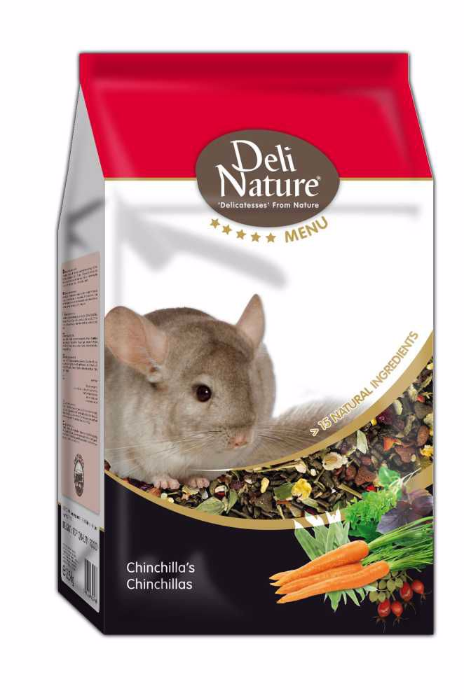 Deli Nature 5 Menu CHINCHILLA 2,5kg-Činčila-13000