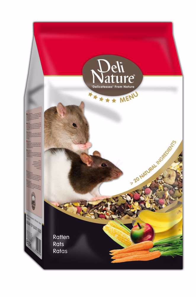 Deli Nature 5 Menu RATS 2,5kg-Krysa-13003