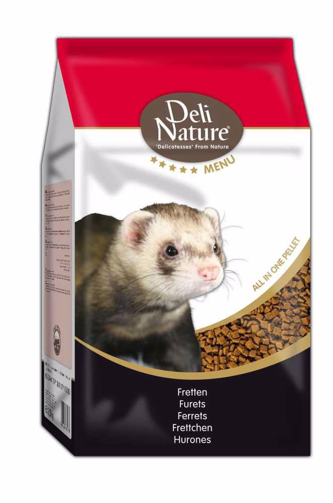 Deli Nature 5 Menu FERRETS 2,5kg-Fretka-13004