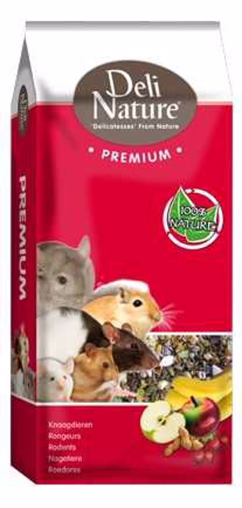 Deli Nature Premium CHINCHILLA  15kg-Činčila-13012