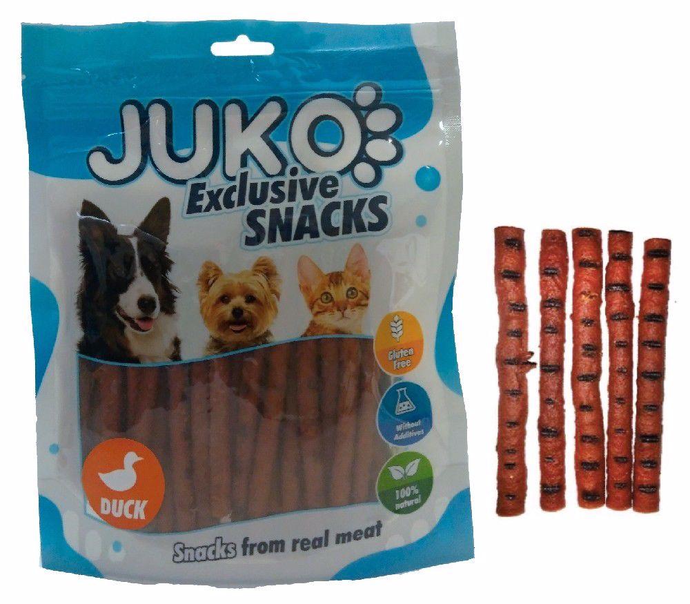 Snack BBQ Duck Stick 250g-13019
