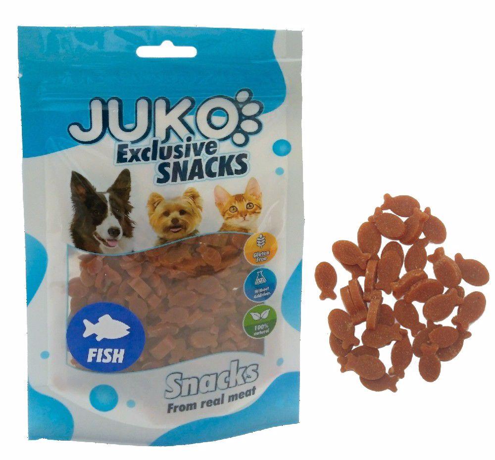 JUKO SNACKS Tuna in fish shape 70 g